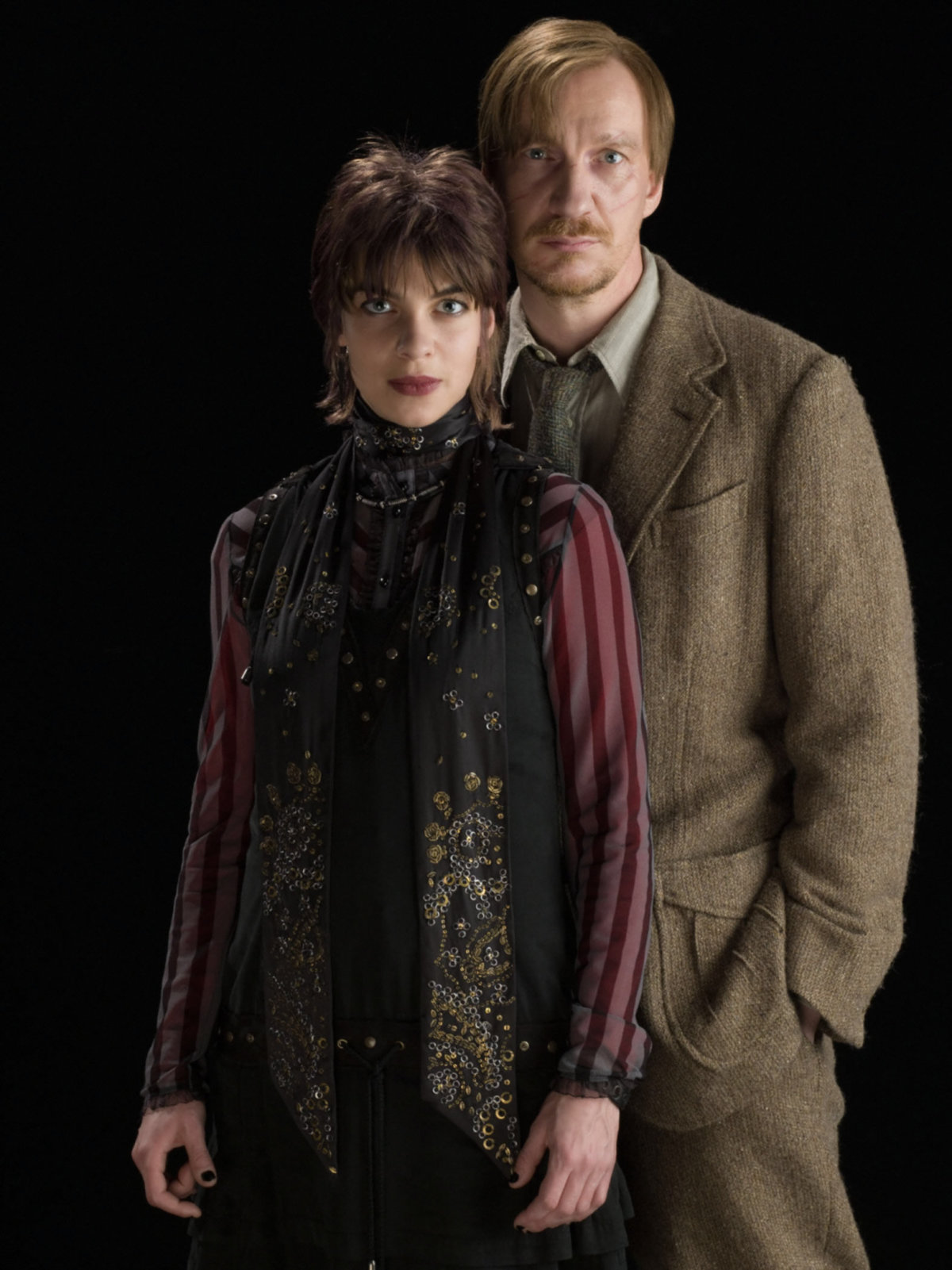 Why Lupin and Tonks's romance is one of Harry Potter's