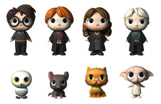 Harry Potter Characters Re Imagined In Adorable New