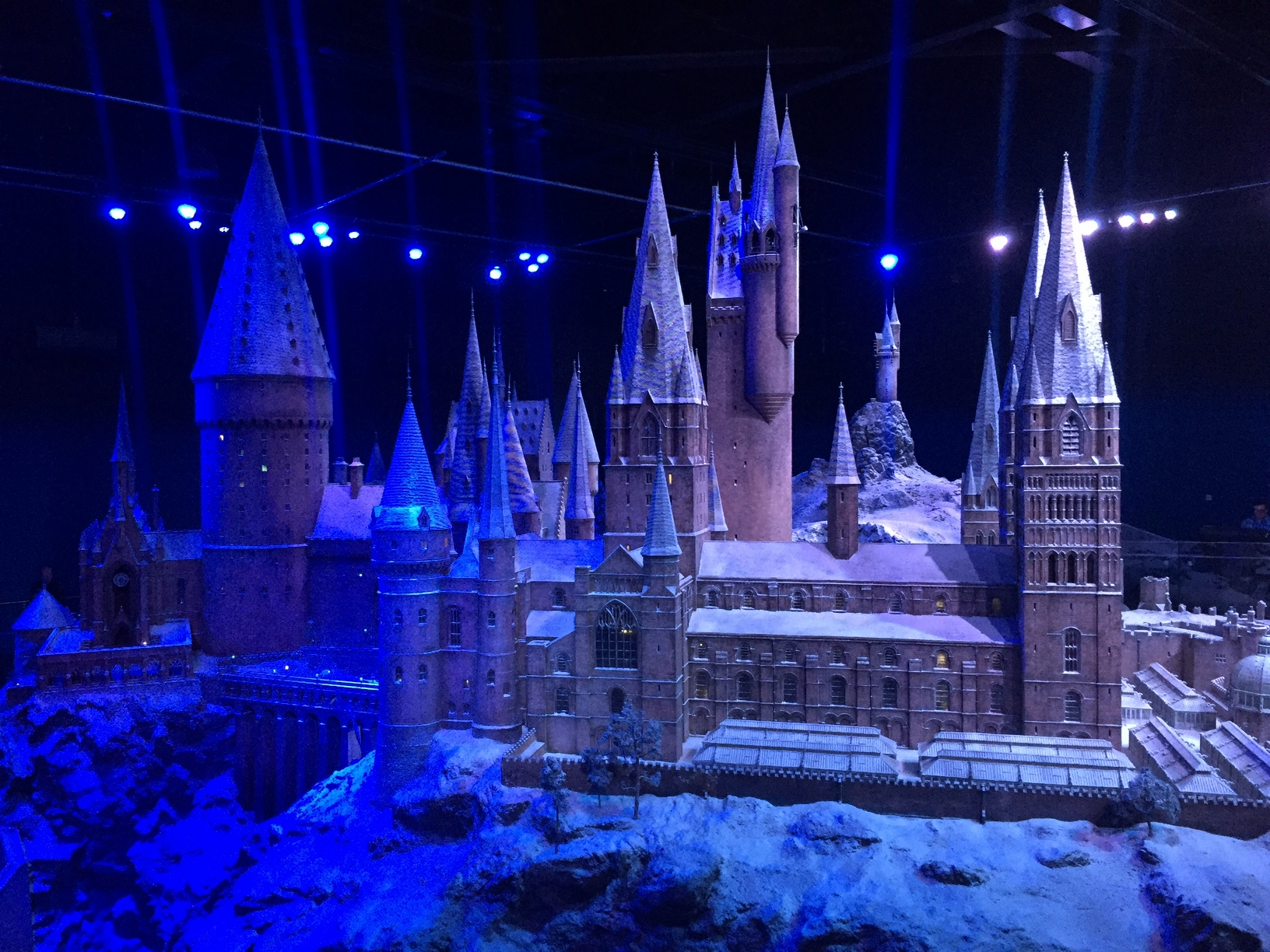 Hogwarts in the Snow model