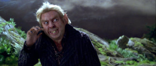 Peter Pettigrew transforms back into a rat and escapes.