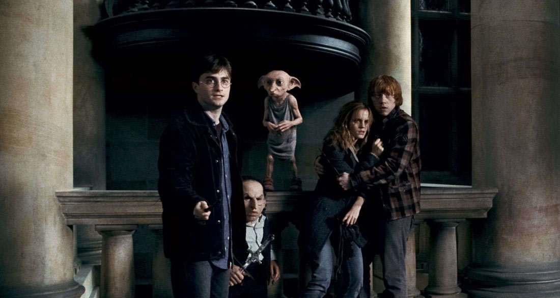 The chapter that made us fall in love with Dobby