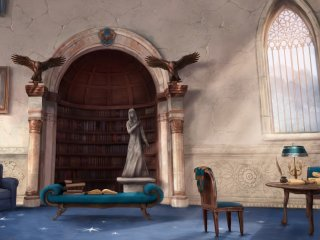 Ravenclaw common room - Pottermore