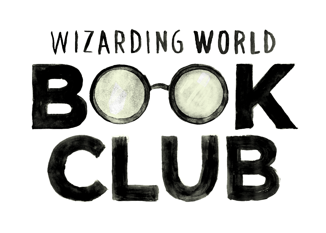 Harry Potter's New book club