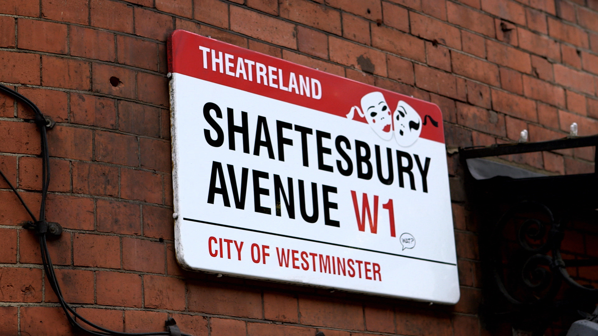 CC Orlando screenshot Shaftesbury Avenue sign