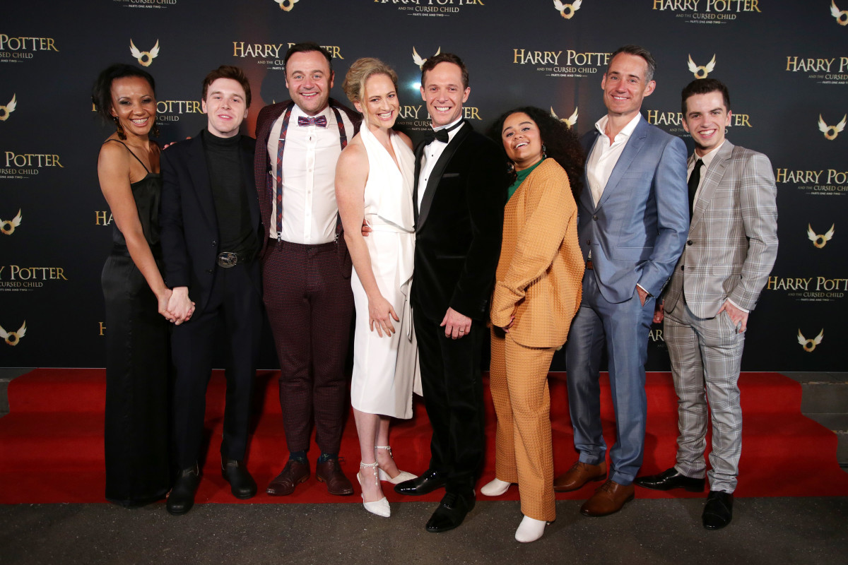 Red carpet highlights from Harry Potter and the Cursed