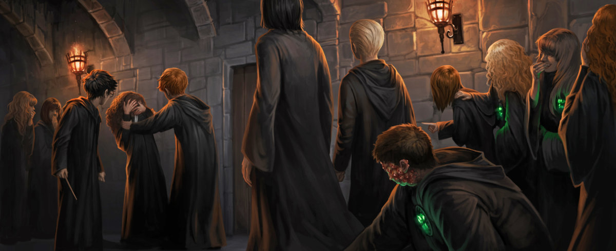 Pottermore Draco Malfoy