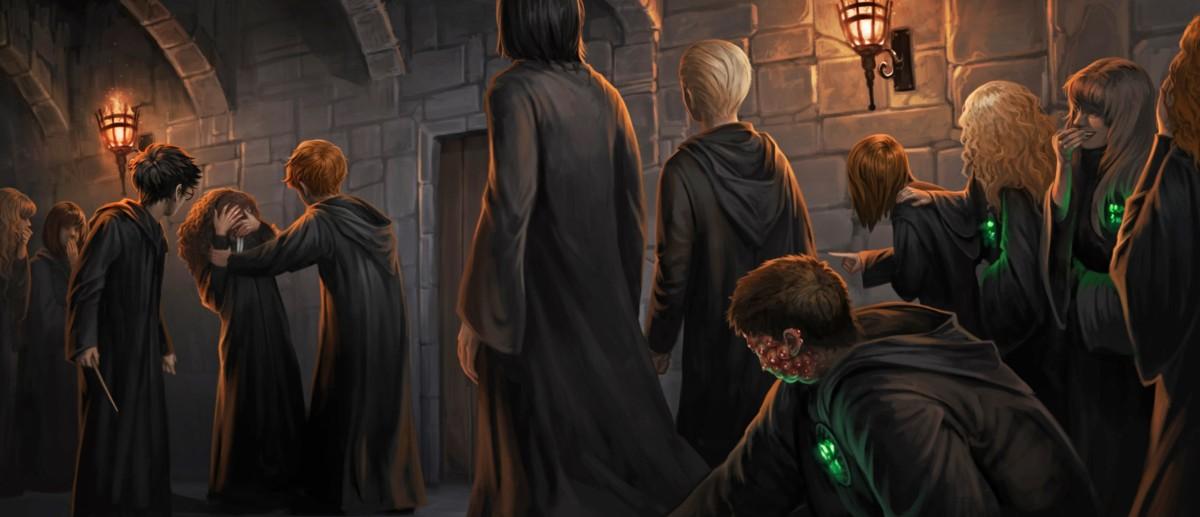 Draco Malfoy - Pottermore