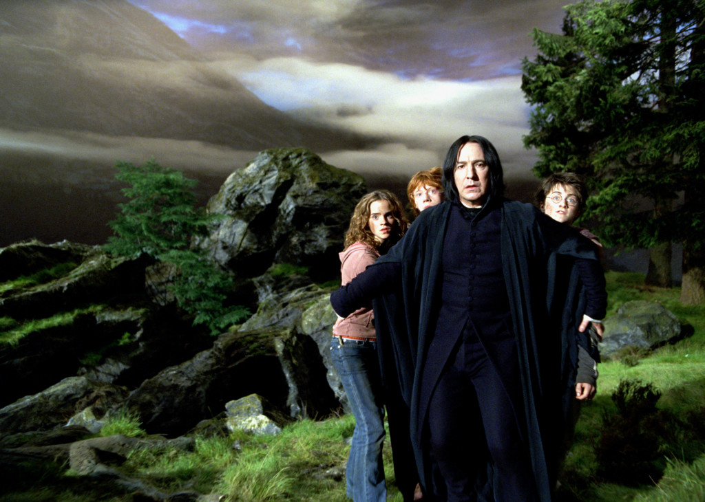 All the times Snape made a damn good point - Pottermore