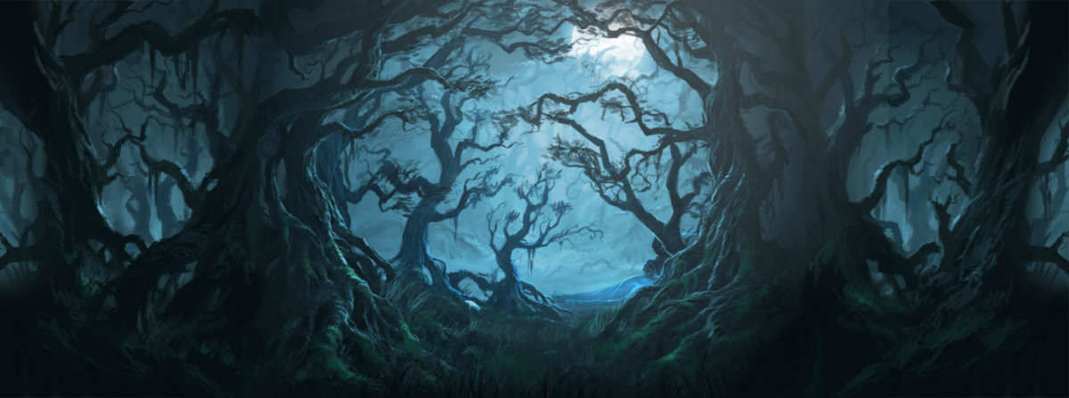 The Forbidden Forest Pottermore