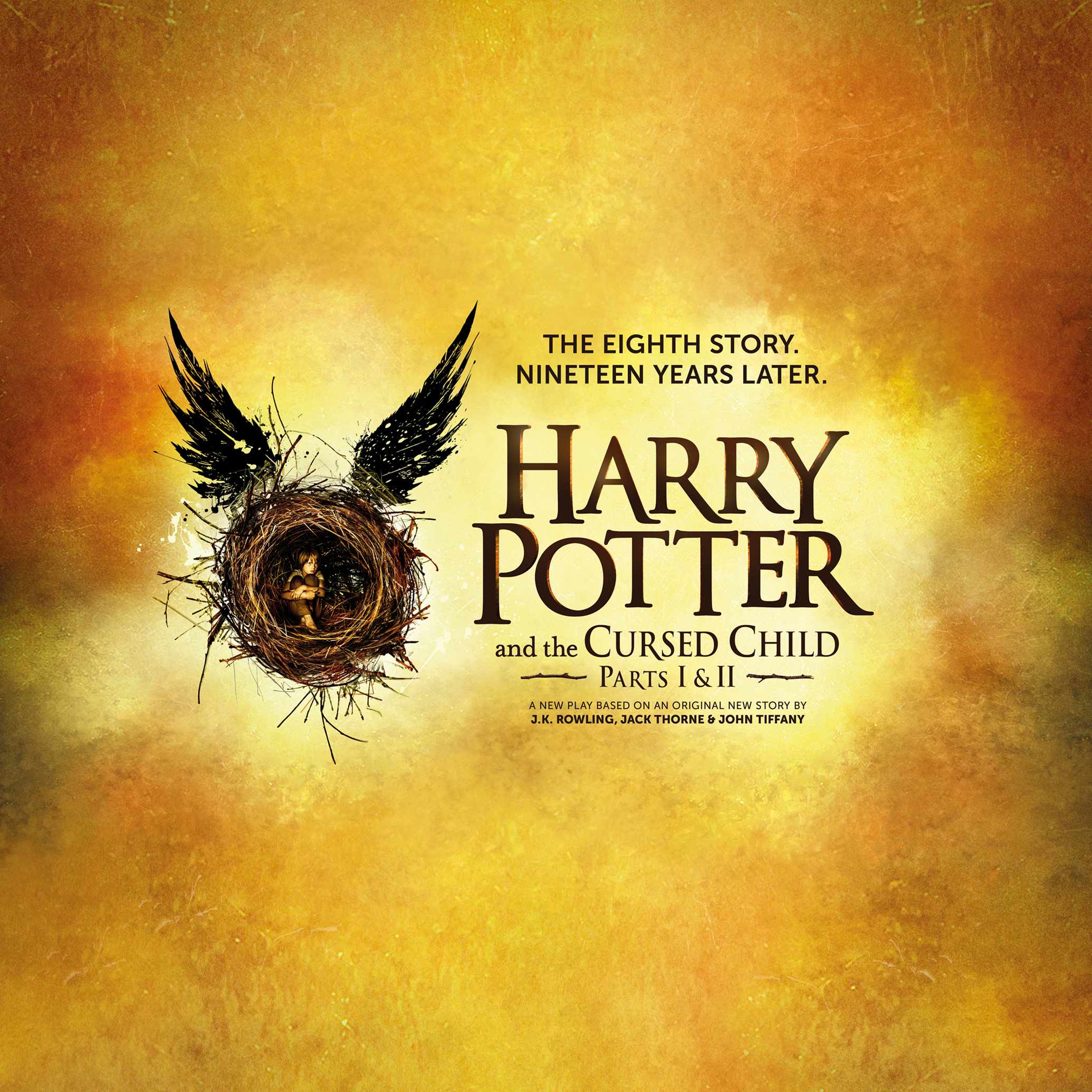 Harry Potter and the Cursed Child Poster FULL square
