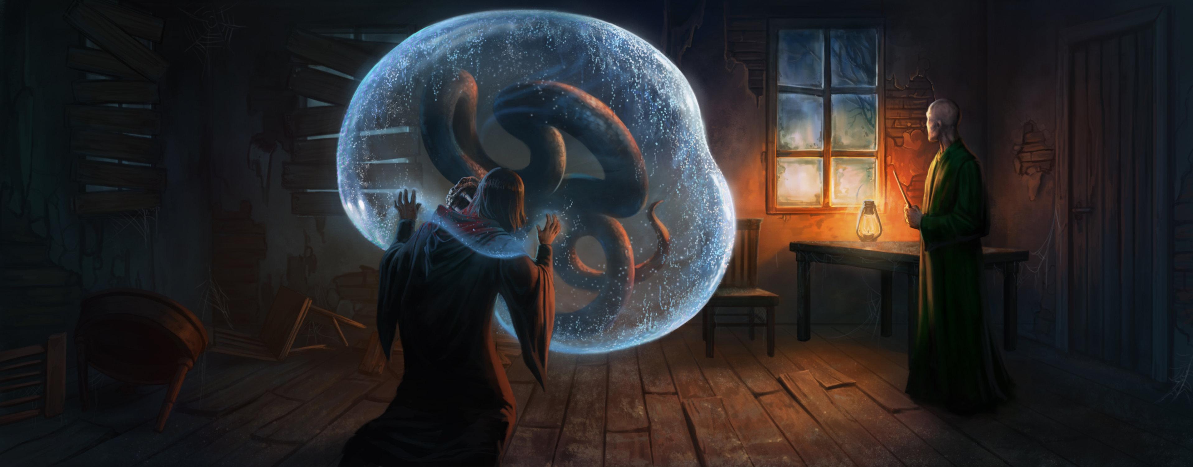 Quem é a Nagini? Animais Fantásticos: Os Crimes de Grindelwald