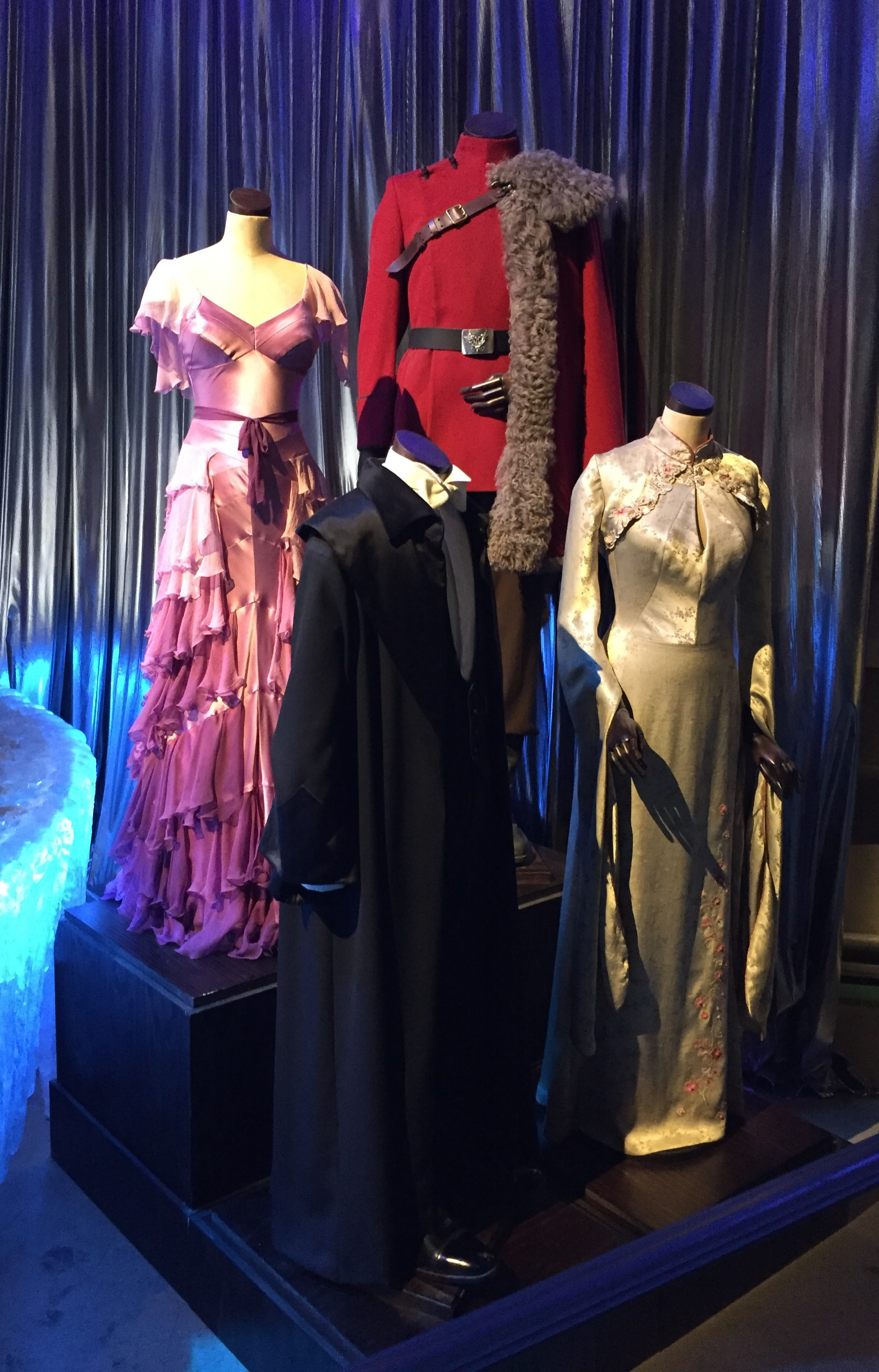 Yule Ball costumes WBSTL