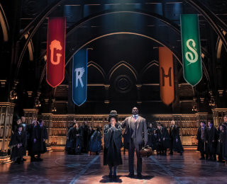 Cursed Child Sorting Ceremony