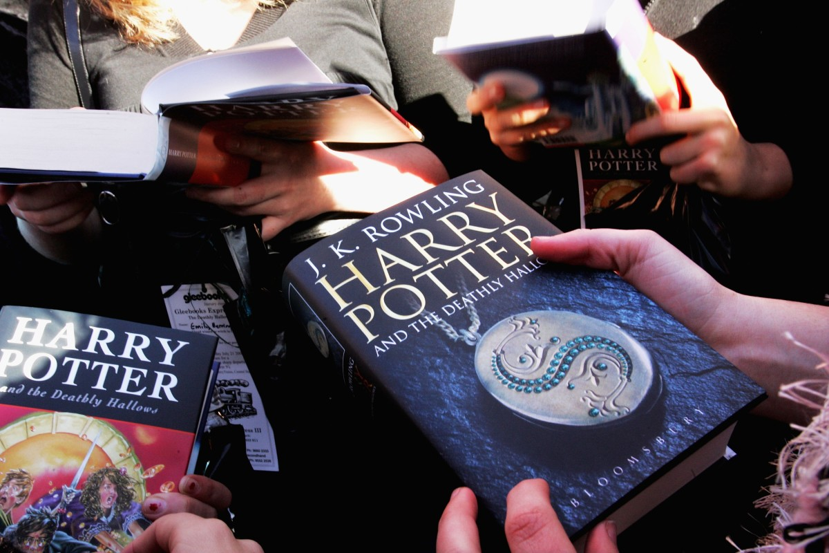 500 million Harry Potter books sold worldwide - Pottermore