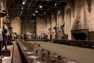 Great Hall Studio Tour full