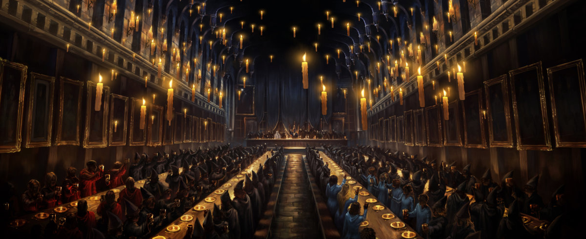 The Great Hall In Mourning