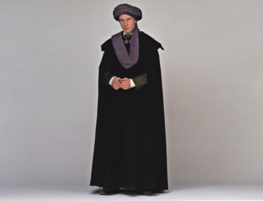 Image result for professor quirrell costume
