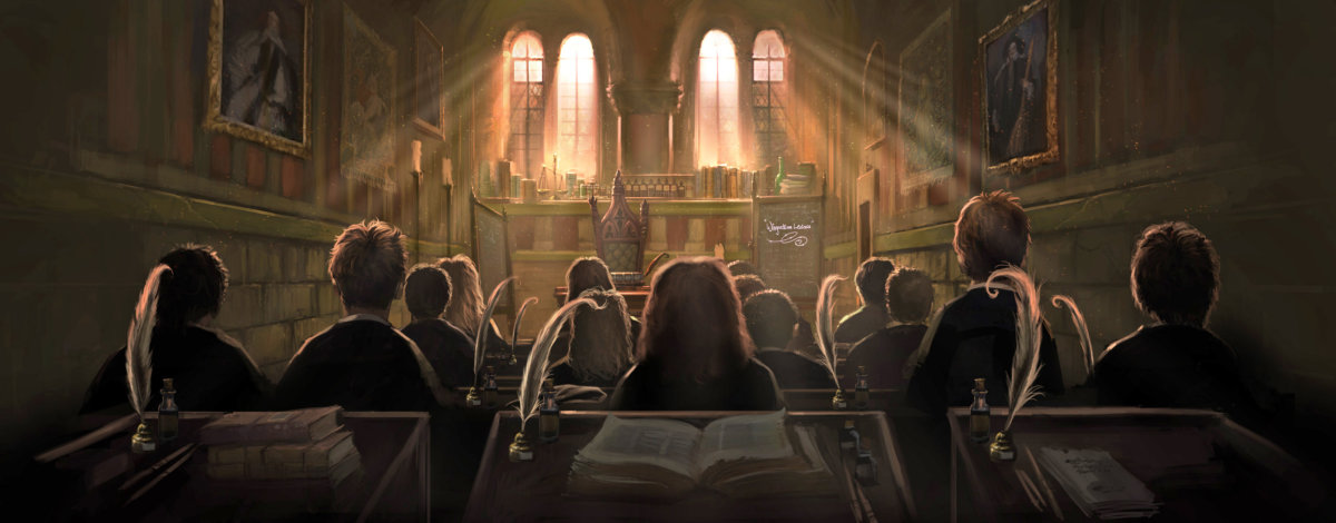 Hogwarts School Subjects - Pottermore