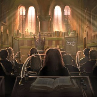 Hogwarts School Subjects Pottermore