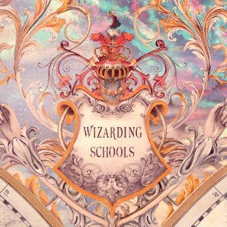 wizarding school map top type