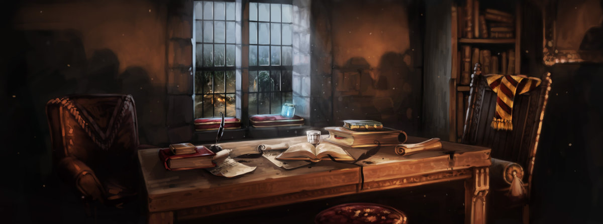 The Original Forty Pottermore