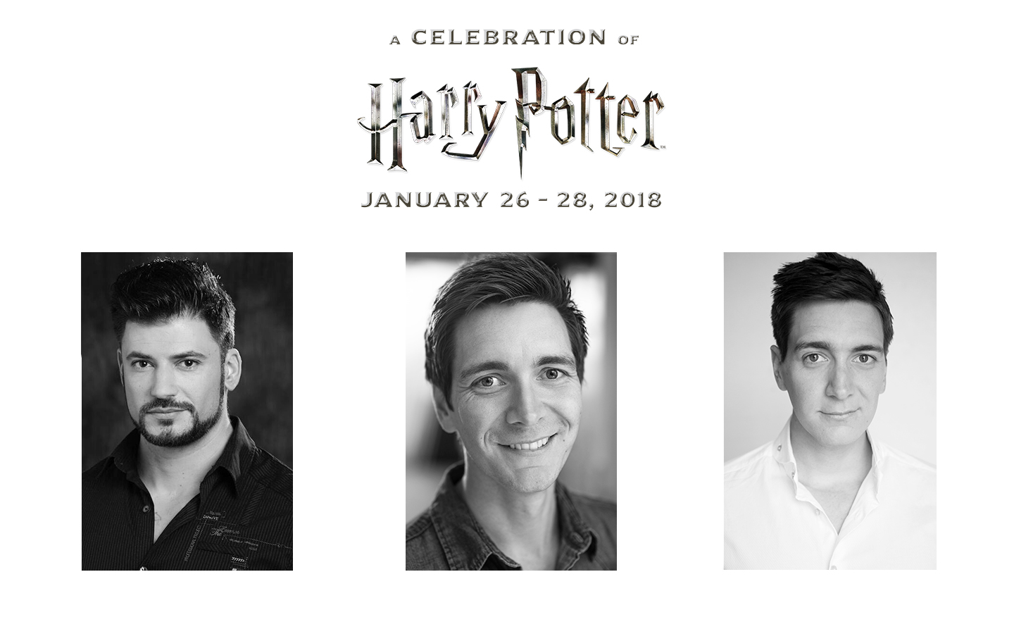 A Celebration of Harry Potter Talent Image 2018 Stanislav Yanevski James and Oliver Phelps