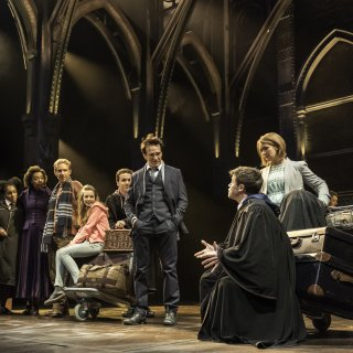 Harry Potter and the Cursed Child - Pottermore