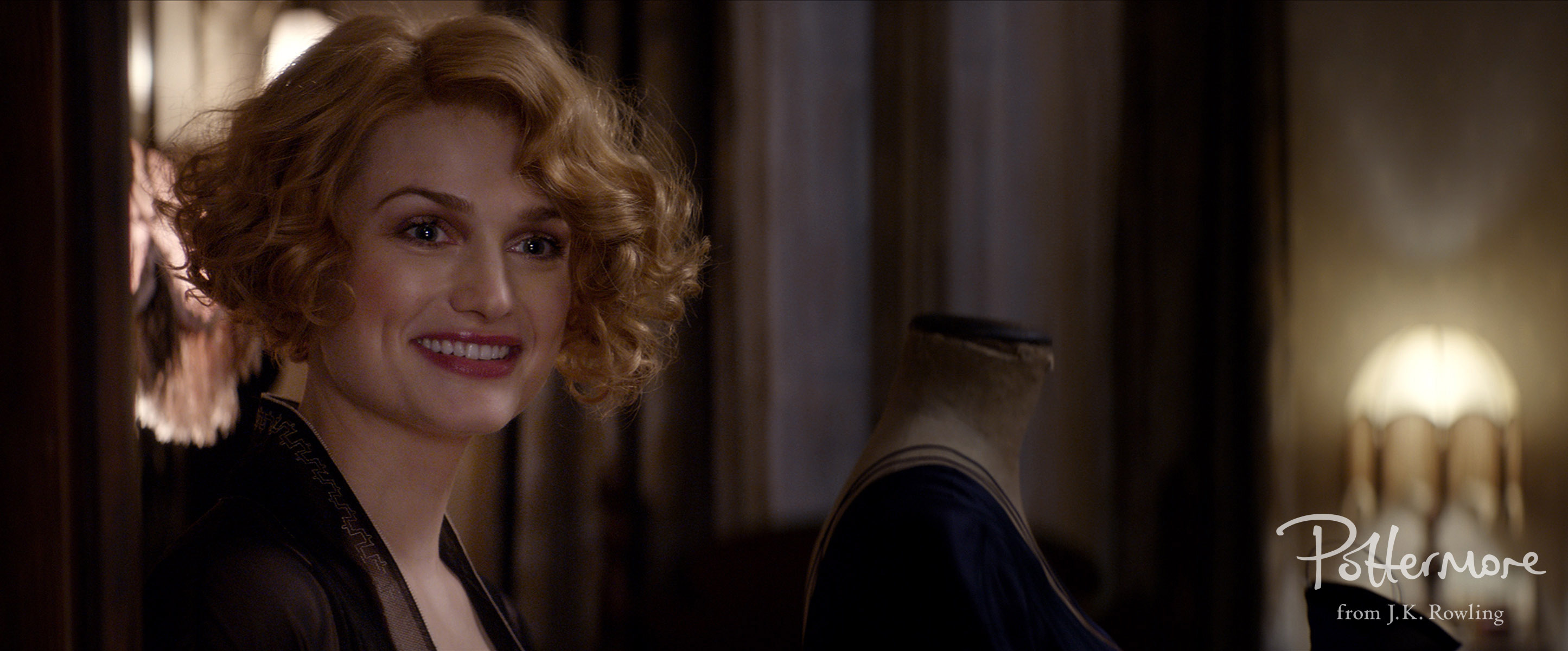 Queenie Goldstein in Fantastic Beasts and Where to Find Them