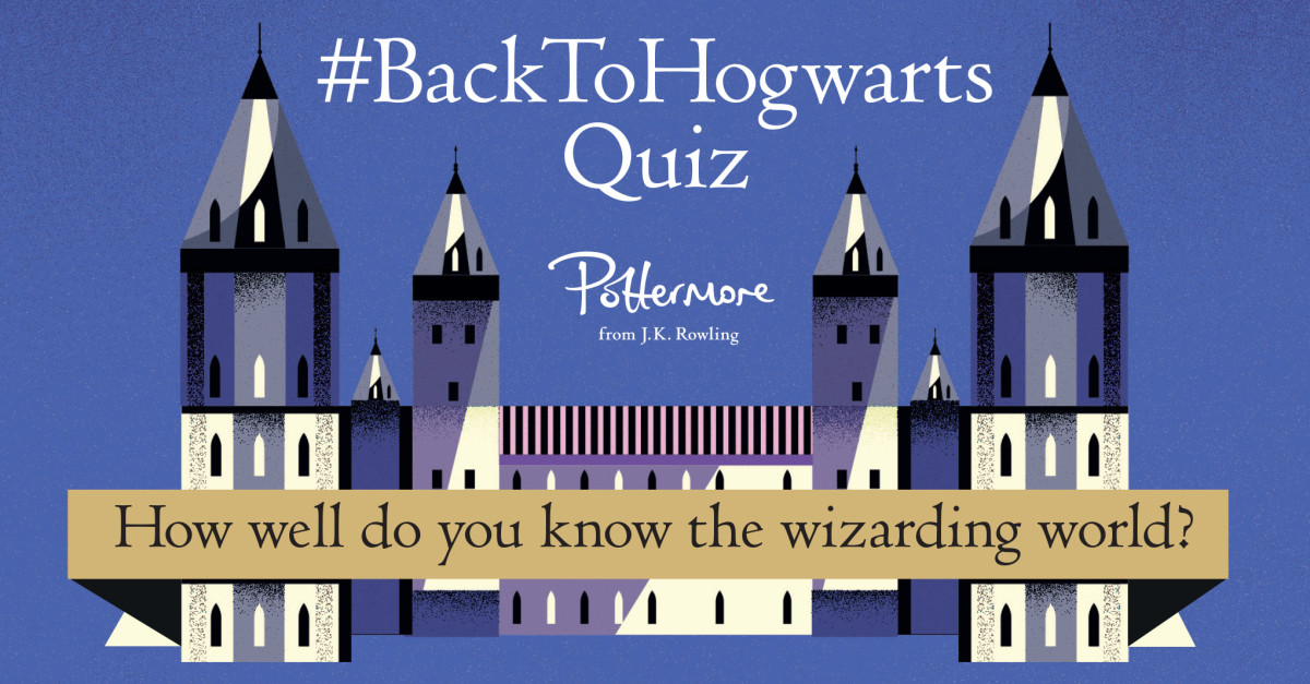 The Back to Hogwarts Quiz – Hard - Pottermore
