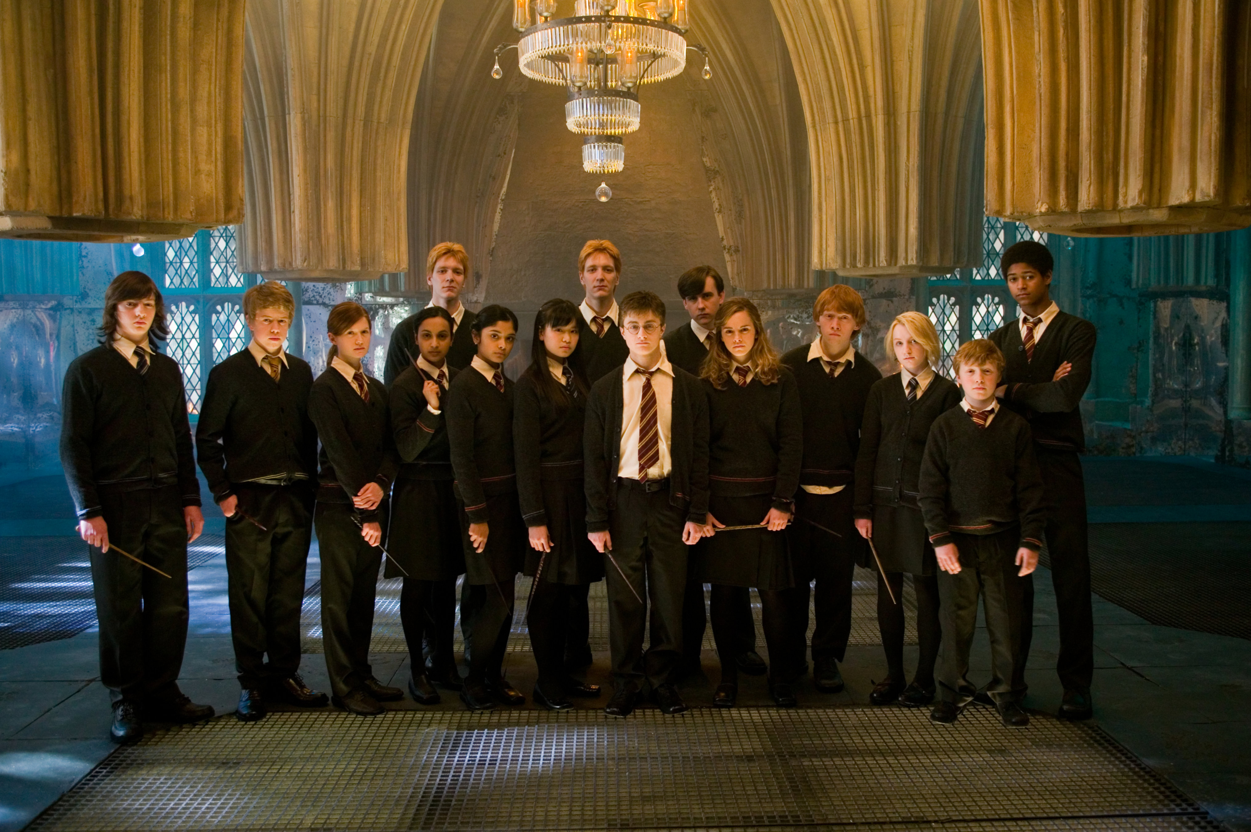 Harry Potter Camera Crew In View : Ultimate guide to camera shots types of shots and angles in film