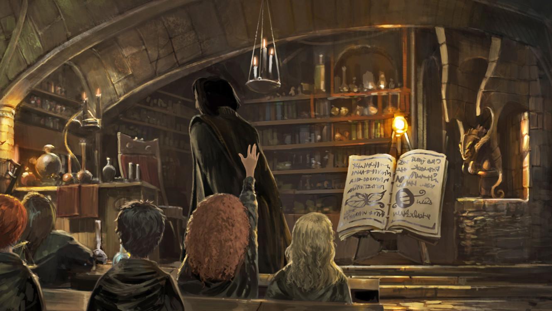 Severus piton - A tavola con harry potter ...