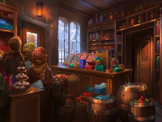 The magical properties of sugar in the wizarding world - Pottermore