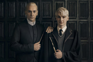 CC Harry Potter and the Cursed Child Cast 3 Draco and Scorpius