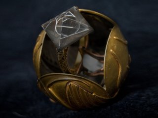 Deathly Hallows WB F7 Resurrection Stone Carousel