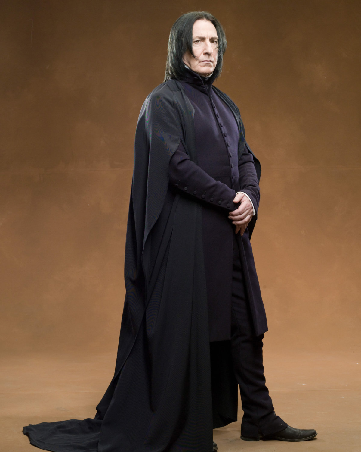 10 things Severus Snape actually likes - Pottermore