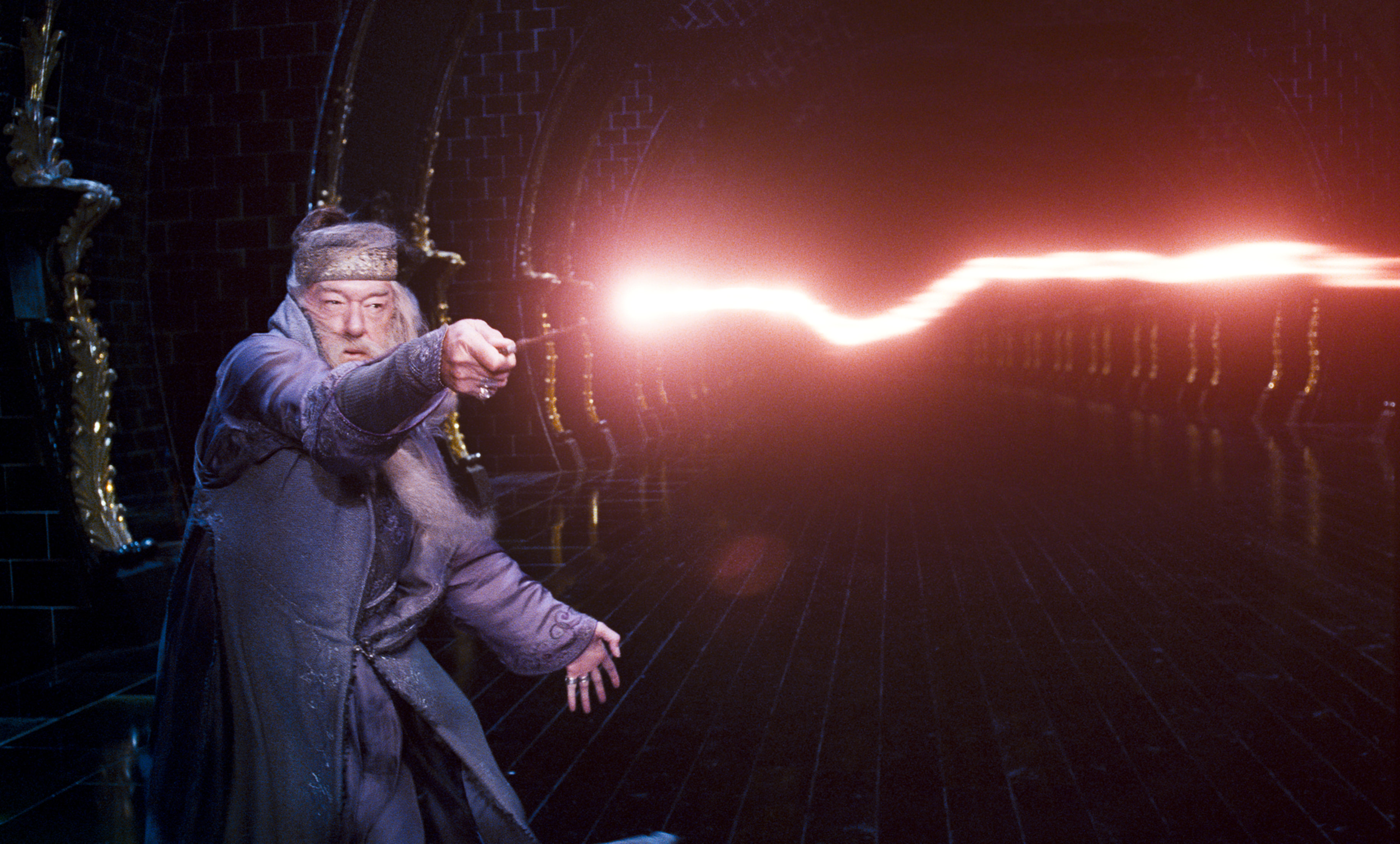 Spells all muggles wish existed in real life pottermore for Light up elder wand