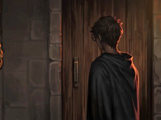 The striking similarities between Harry Potter and Sirius Black