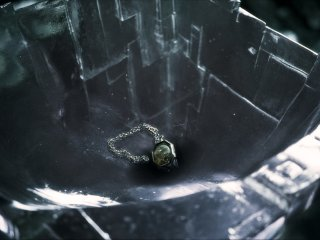 The fake Locket Horcrux at the