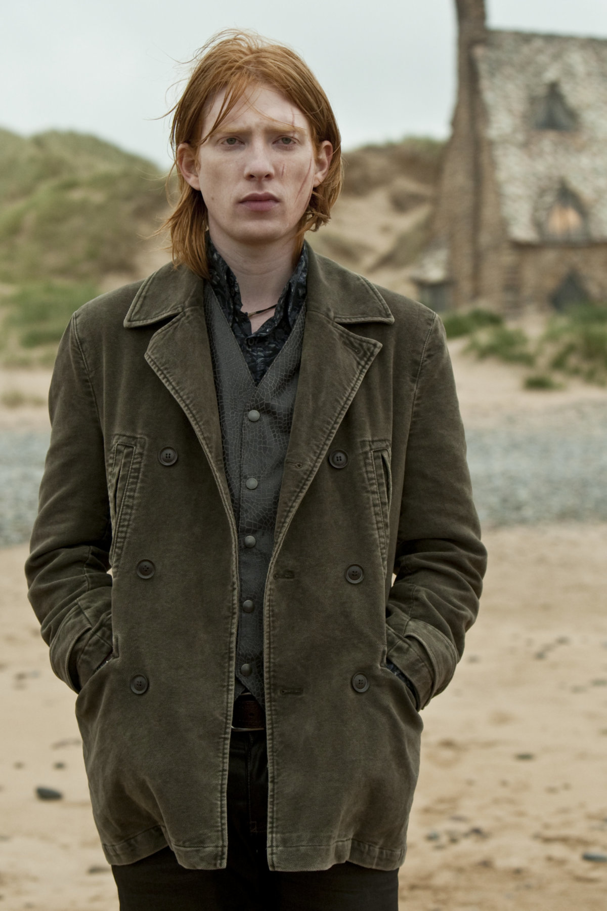 Why Bill is the coolest Weasley brother - Pottermore