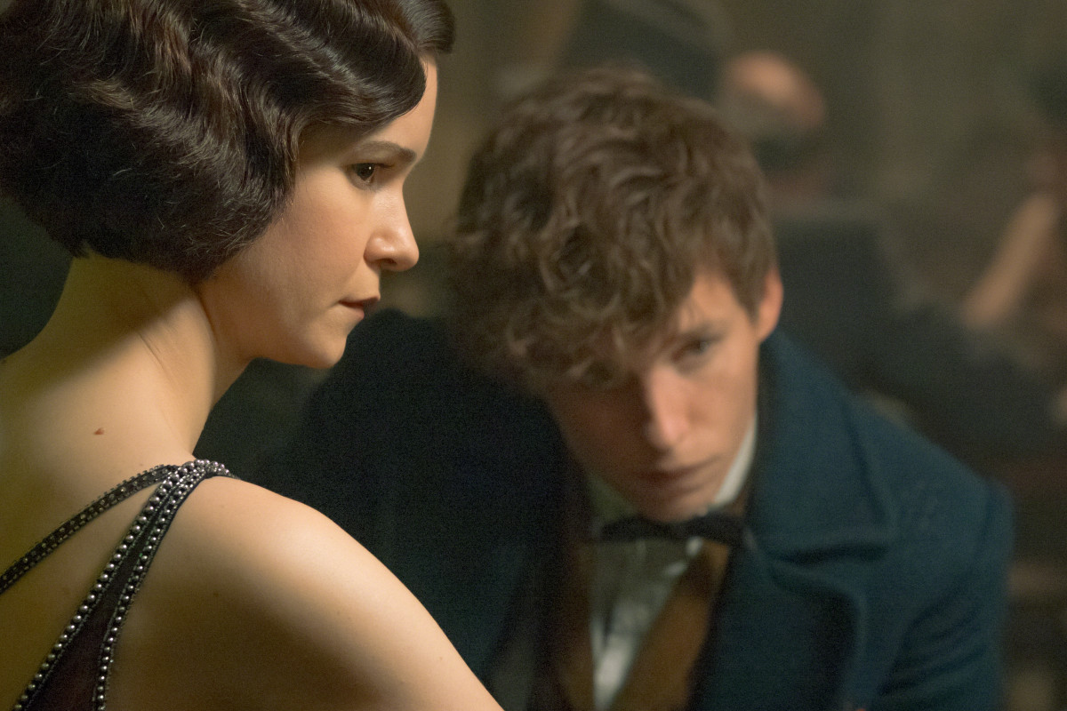 Exclusive debut of jazz song from Fantastic Beasts
