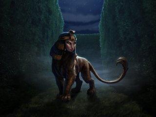 "] le Sphinx dans le labyrinthe Triwizard ""data-img ="" // images.pottermore.com/bxd3o8b291gf/4uQ9e5tyIMkIM2UO6kOYEO/d78647a445af9af09759cc76e2bef976/TriwizardMaze_PM_B4C31M1_SphinxInTriwizardMaze_Moment.jpg""/></picture></div> <div class="