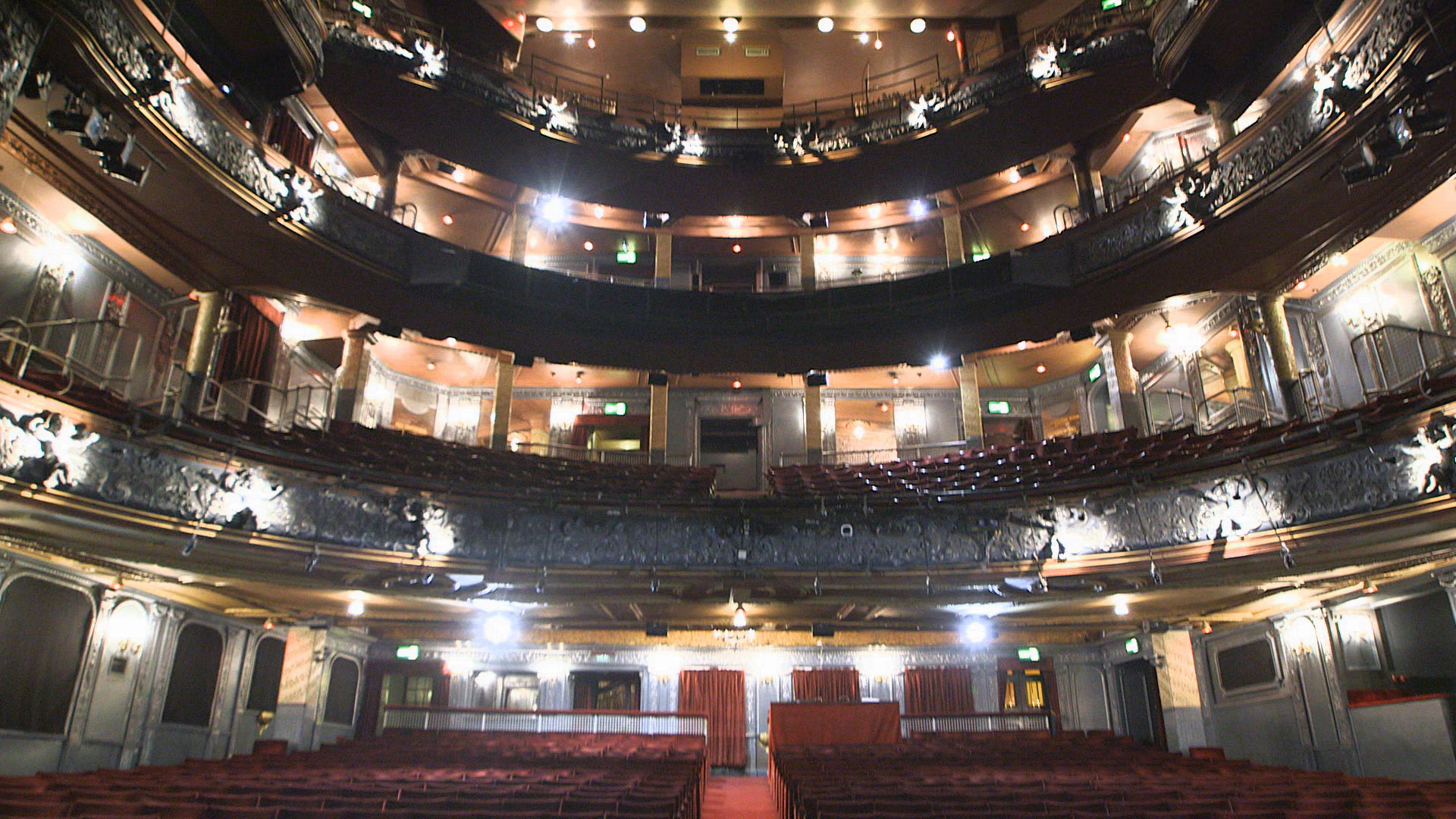 CC Orlando screenshot inside Palace Theatre auditorium