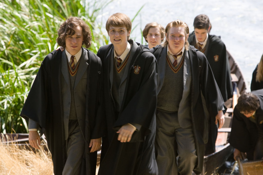In defence of young James Potter - Pottermore