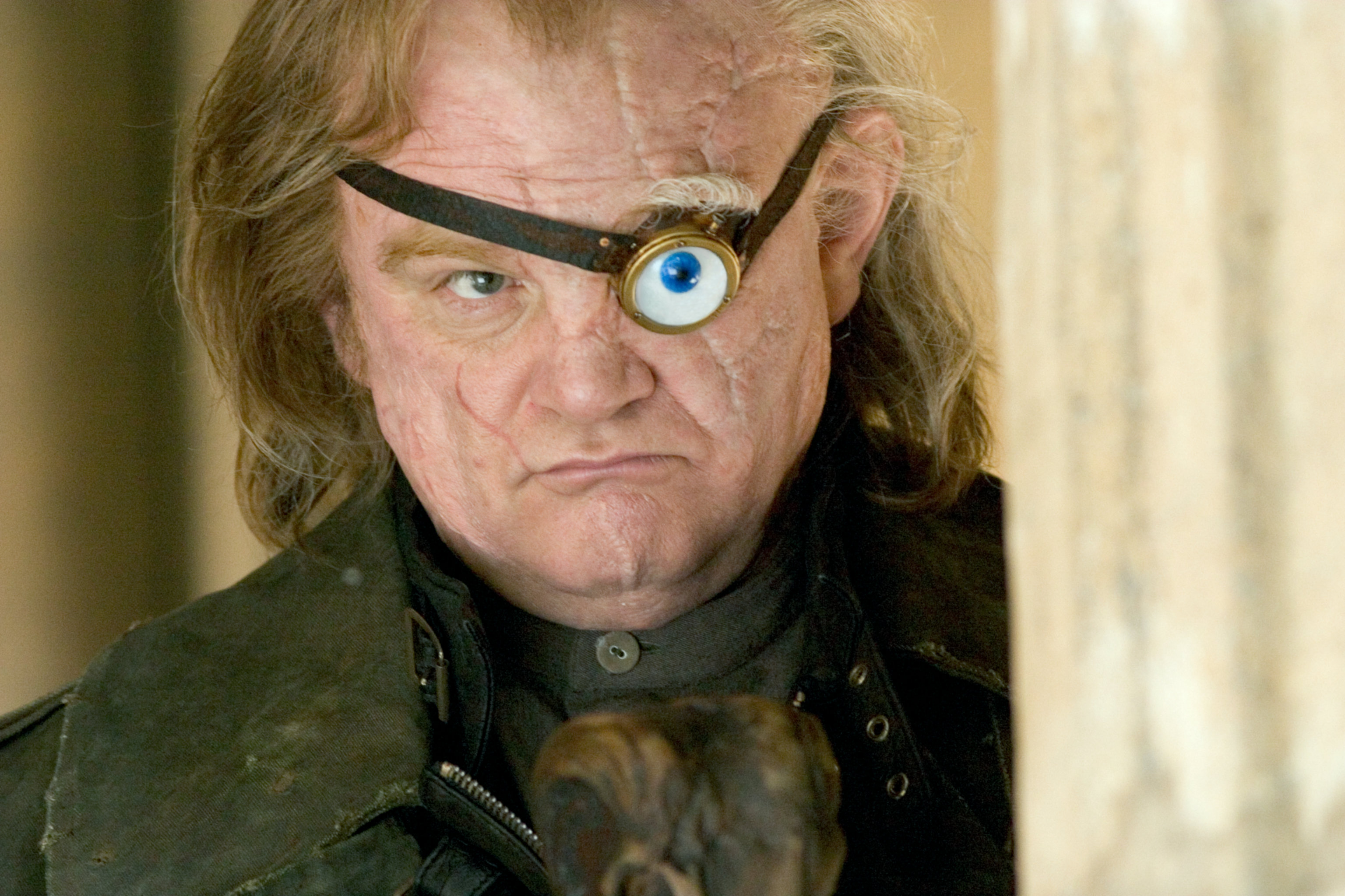 Alastor 'Mad-Eye' Moody