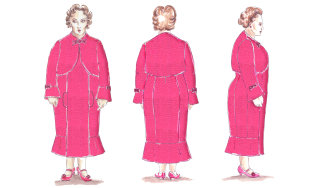 An Umbridge character illustration.