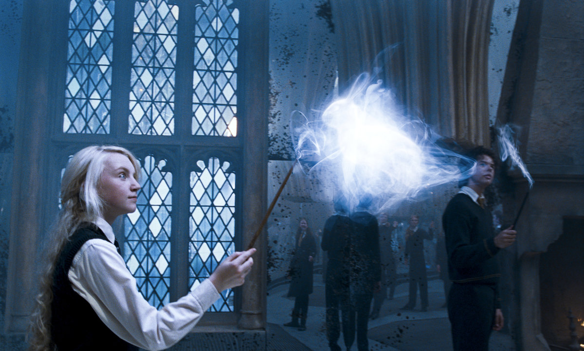 What can a Patronus say about a character? - Pottermore