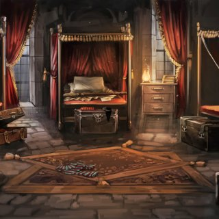 Gryffindor Common Room Pottermore