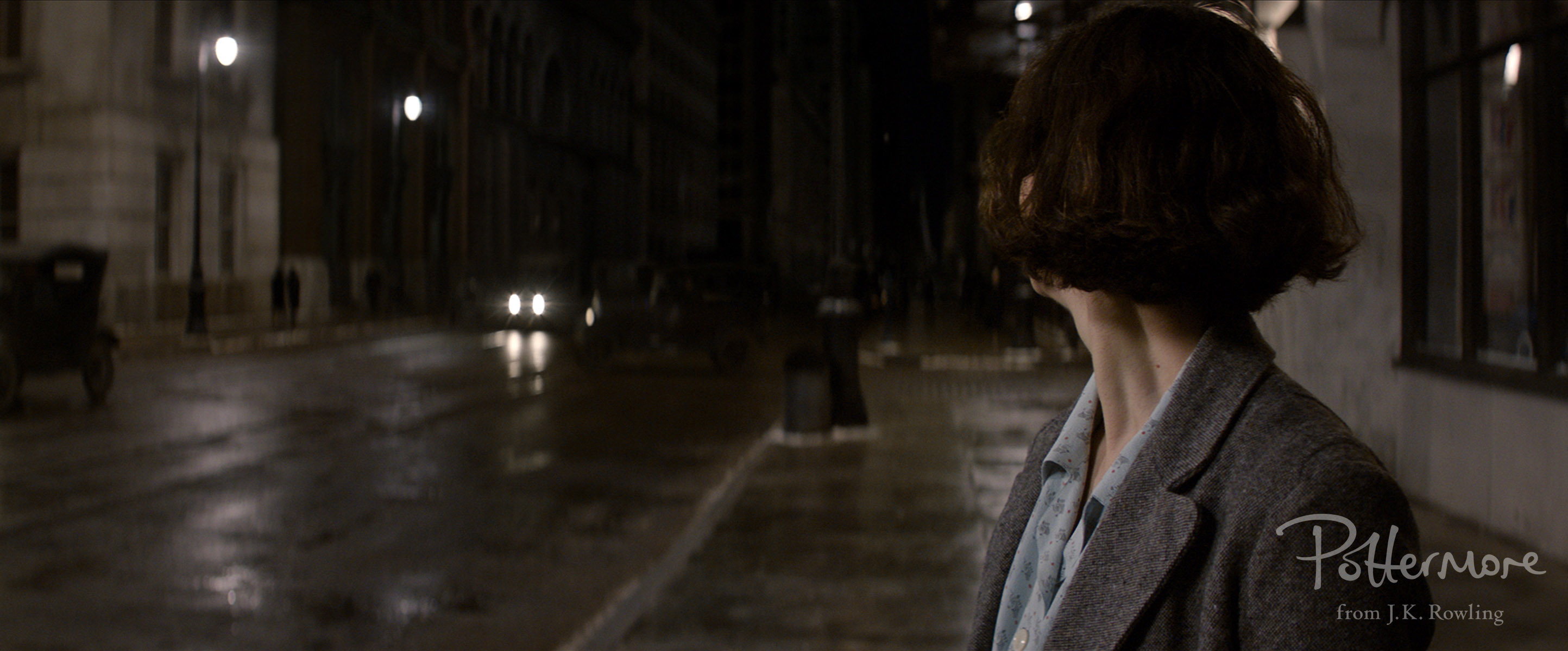 Porpentina Goldstein in Fantastic Beasts and Where to Find Them