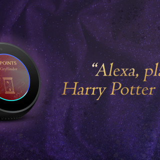 Play the new Harry Potter quiz on Amazon Alexa - Pottermore