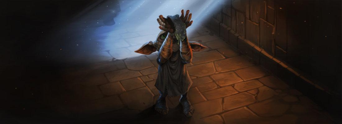 Dobby el elfo libre de harry potter pottermore